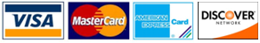 All Majr Credit Cards