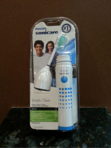 sonicare toothbrush new patient special