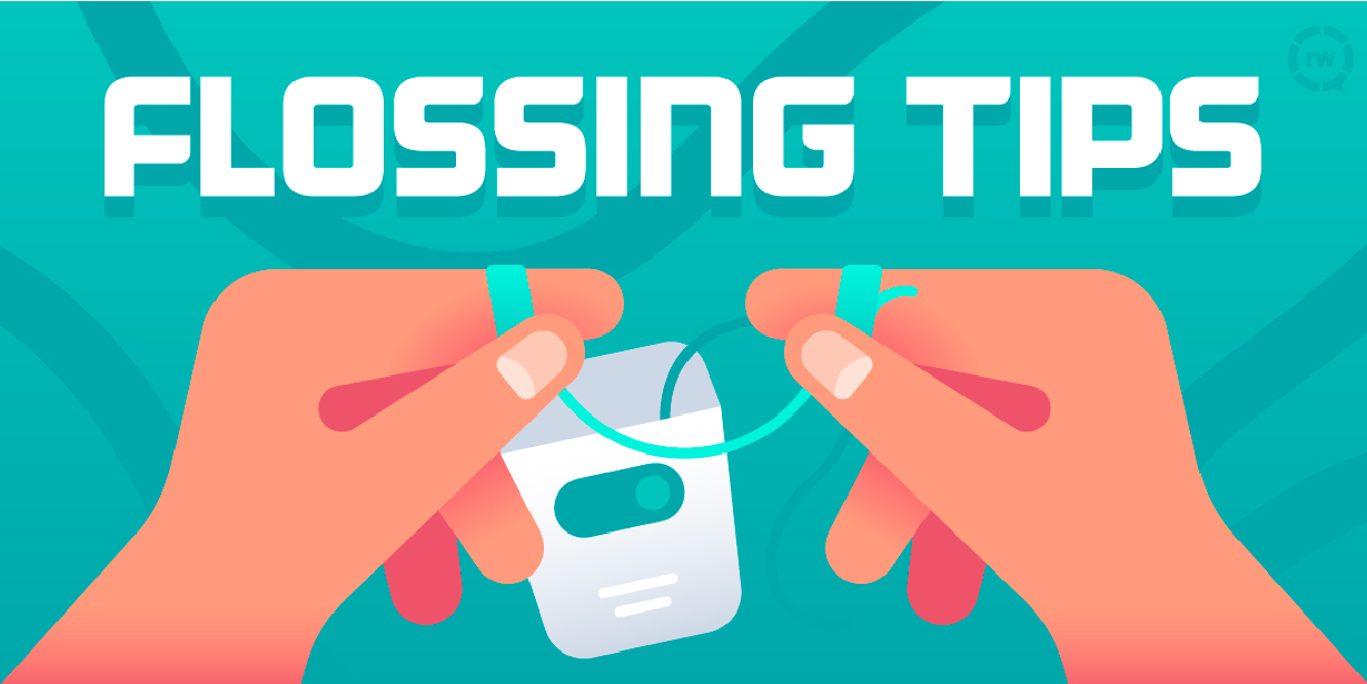 Flossing 101: What's the right way to floss?
